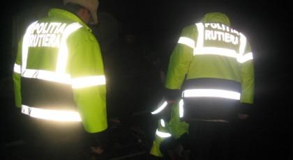 Adolescent accidentat mortal la Nănești. Șoferul a fugit de la locul evenimentului