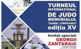 """UMO Serv participă la ediția XVa Turneului Internațional de Judo Memorialul """"AUREL CÎMPEANU"""""""