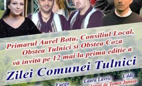 Prima ediție a Zilei comunei Tulnici