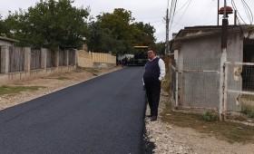 Investițiile continuă la  Păunești: lucrărie de modernizare pe drumurile comunale
