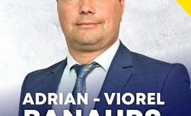 Adrian Banaurs și PNL vor aduce investiții în comuna Dumitrești!
