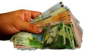 Salariile si pensiile platite inainte de sarbatorile pascale