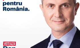 DAN BARNA, candidatul USR PLUS la președinția României: E timpul să vorbim despre soluții concrete, despre măsurile necesare pentru a ieși din cercul vicios al sărăciei și corupției.