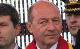 Președintele României Traian Băsescu a fost suspendat din funcție