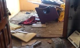 Imagini de groază în blocurile sociale ale Primăriei Focșani de pe strada Revoluției