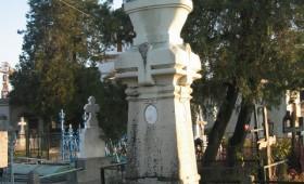 Bustul Mariei Georgescu – Focsani
