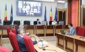 Proiecte pentru modernizarea infrastructurii rutiere și sociale din Vrancea, votate de consilierii județeni