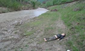 Băieţel înecat în apele rîului Rîmna
