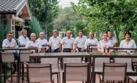 Marius Crăciun și echipa PNL-USR-PLUS poate aduce schimbarea în comuna Vînători