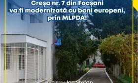 Candidatul PNL, Ion Ștefan  la Primărie: Universitate și campus școlar la Focșani. Educația va avea prioritate