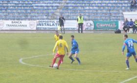 CSM Focsani castiga derby-ul ligii a treia