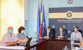 """Ministrul Ion Ștefan, la dezbaterea despre drumul expres Focșani – Brăila: """"Să gândim proiectul în ansamblu, să nu ne trezim că a mai rămas ceva de făcut"""""""