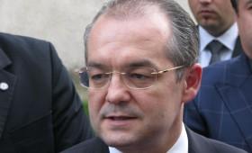 Premierul Emil Boc s-a întîlnit cu PD-L-iştii vrînceni