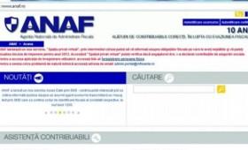 Noi documente disponibile în Spaţiul Privat Virtual şi pentru persoanele juridice