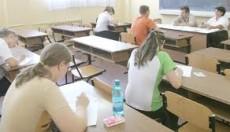 Peste 2000 de elevi au susținut simularea probei de matematică a Examenului Național