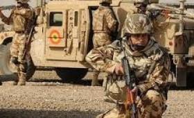 Militar din Vrancea rănit grav în Afganistan