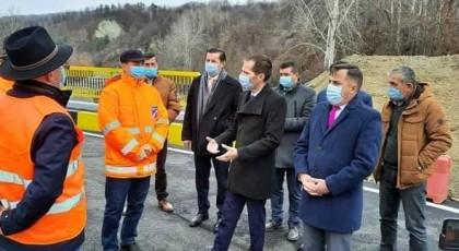 Ion Ștefan, deputat PNL Vrancea: Nu oprim investițiile importante în infrastructura rutieră din Vrancea!