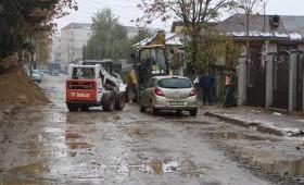 Rețea de gaze finalizată pe străzile Panduri și Aleea Căminului