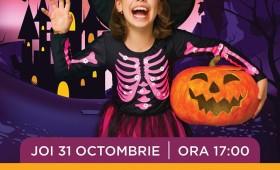 Halloween Party la Focșani Mall
