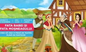 Piesă de teatru pentru copii la Focșani Mall