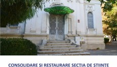 Casa Tatovici (Secția de științe ale naturii și acvariu) va fi redată circuitului public!