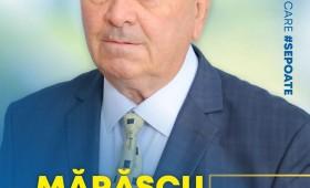 Votați PNL Panciu și Nicolai Mărăscu! Numărul 1 pe buletinul de vot!