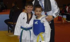 Practicanţii de taekwondo au adus aurul în Vrancea