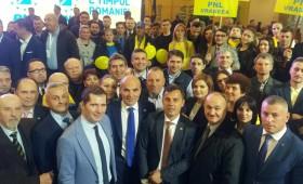 Sute de liberali vrânceni au participat la regionala de la Constanța, alături de președintele PNL Ludovic Orban și mai mulți candidați la europarlamentare