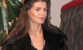 Monica Columbeanu la un show zile mari în Focşani