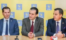 Ludovic Orban mulțumit de activitatea parlamentarilor vrânceni