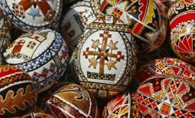 Hristos a Înviat! Emilian Dumitriu – primarul comunei Broșteni