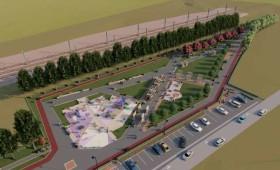 Continuă investițiile în Suraia. Parc multifuncional în zona Gării