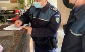 ACȚIUNE PENTRU INFORMAREA CETĂȚENILOR PRIVIND PREVENIREA RĂSPÂNDIRII ȘI LIMITAREA INFECTĂRII CU VIRUSUL SARS COV-2