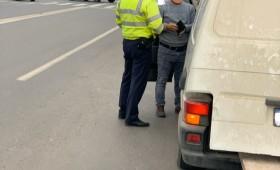 Acțiune de amploare pentru prevenirea faptelor antisociale  în segmentul stradal