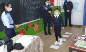 Activități în cadrul Programului Școala Siguranței Tedi