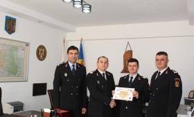 Pompierul lunii ianuarie 2019:  Plutonier adjutant Alexe Nicușor