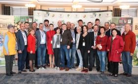 """Marii câștigatori ai Concursului Național de Vinuri """"Bachus"""" 2019:  Mera Com International,   Natura SRL și Vincon Vrancea S.A."""