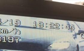 Record de viteză: Bucureștean înregistrat cu peste 200 km/h