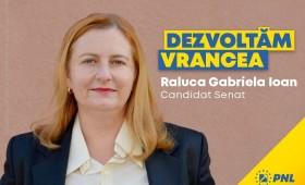 """Raluca Ioan, candidat la Senat din partea PNL Vrancea : """"Legea Sănătății nu îi apără nici pe pacienți, nici pe medici, vreau să corectez greșelile sistemului medical"""""""