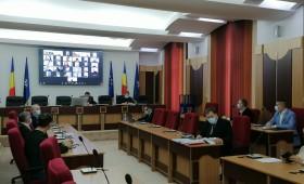 Rectificare bugetară in ultima ședință a Consiliului Județean Vrancea din acest an