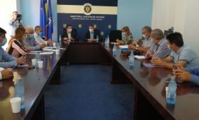 Primarii au fost consiliați de directorii de la Cadastru