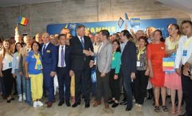 50.000 de vrânceni au semnat de susținere pentru Klaus Iohannis