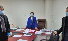 Secția ATI a Spitalului Județean are un nou medic