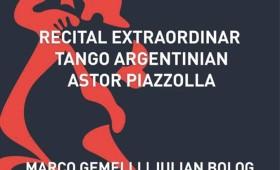 Tango Argentinian de Astor Piazzolla la Ateneu