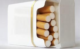Ţigări confiscate
