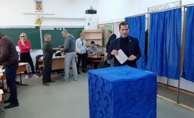 Președintele PNL Vrancea a votat pentru o țară dezvoltată