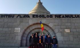 USR Vrancea a marcat Centenarul prin comemorarea eroilor, dar și prin deschiderea a două noi filiale rurale: la Păunești și la Vulturu