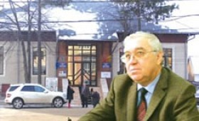 Primarul Vasile Aguridă a făcut infract la volan